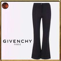 GIVENCHY Casual Style Plain Cropped & Capris Pants