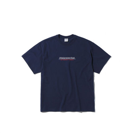 thisisneverthat More T-Shirts Street Style Cotton Short Sleeves T-Shirts 7