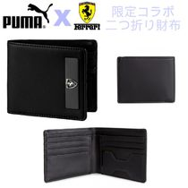 PUMA Collaboration Plain Folding Wallets