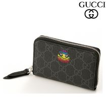 GUCCI Other Animal Patterns Coin Cases