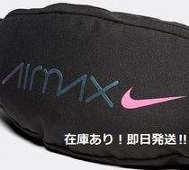 Nike AIR MAX Unisex Street Style Hip Packs