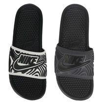 Nike BENASSI Unisex Street Style Shower Shoes Shower Sandals