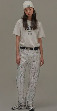 87MM More T-Shirts Unisex Street Style Cotton T-Shirts 3