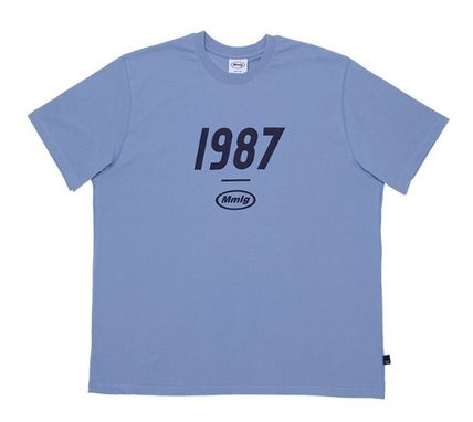 87MM More T-Shirts Unisex Street Style Cotton T-Shirts 17