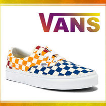 VANS ERA Other Check Patterns Sneakers