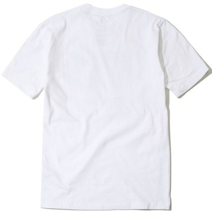 THE NORTH FACE More T-Shirts Unisex Street Style U-Neck Cotton T-Shirts 10