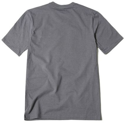 THE NORTH FACE More T-Shirts Unisex Street Style U-Neck Cotton T-Shirts 18