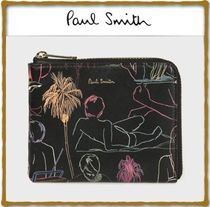 Paul Smith Street Style Leather Folding Wallets