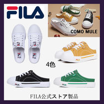 FILA Ray Casual Style Unisex Collaboration Low-Top Sneakers