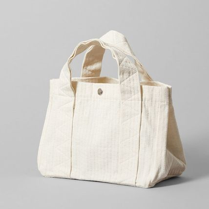 Casual Style Unisex Totes