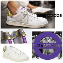adidas STAN SMITH Casual Style Street Style Collaboration Bi-color Plain