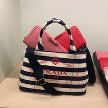 PRADA CANAPA 2WAY Shoulder Bags