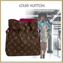 Louis Vuitton MONOGRAM Blended Fabrics Travel Accessories