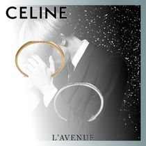 CELINE Bangles Unisex Street Style Other Animal Patterns Bracelets