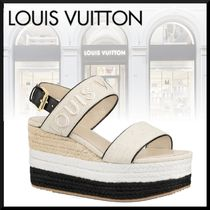 Louis Vuitton Casual Style Sandals