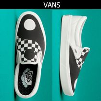VANS Other Check Patterns Unisex Loafers & Slip-ons