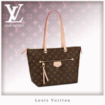 Louis Vuitton MONOGRAM Monogram Totes