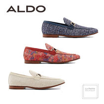 ALDO Loafers Leather U Tips Oversized Loafers & Slip-ons