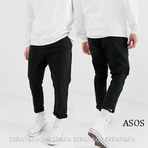 ASOS Tapered Pants Plain Tapered Pants