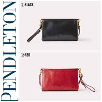 PENDLETON Casual Style Shoulder Bags