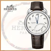 HERMES Street Style Home Party Ideas Mechanical Watch