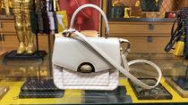 Faure Le Page 2WAY Leather Elegant Style Handbags