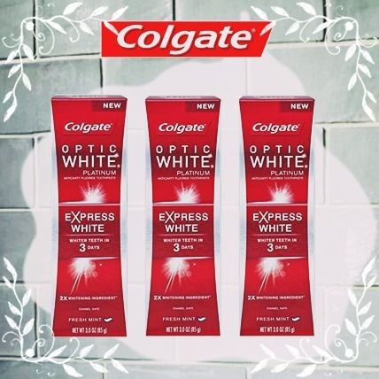 Whiteness Tooth Pastes