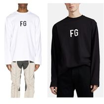 FEAR OF GOD Cotton T-Shirts