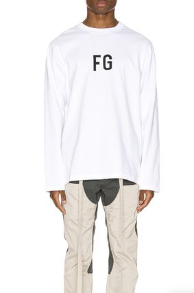 FEAR OF GOD More T-Shirts Street Style Cotton Logo T-Shirts 2