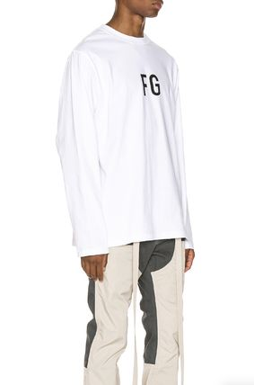FEAR OF GOD More T-Shirts Street Style Cotton Logo T-Shirts 3