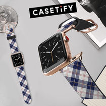 casetify Unisex Leather Elegant Style Watches