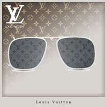 Louis Vuitton MONOGRAM Lv Satellite Sun Clip