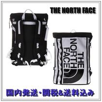 THE NORTH FACE Street Style A4 PVC Clothing Backpacks