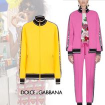 Dolce & Gabbana Casual Style Sweat Long Sleeves Shirts & Blouses