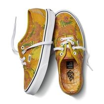 VANS AUTHENTIC Casual Style Collaboration Low-Top Sneakers