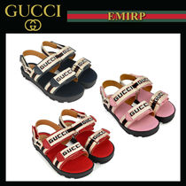 GUCCI Unisex Petit Kids Girl Sandals