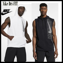 Nike AIR JORDAN Stripes Unisex Street Style Tanks