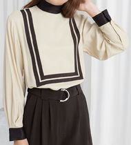 & Other Stories Long Sleeves Medium Elegant Style Shirts & Blouses