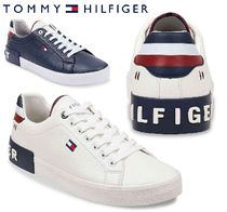 Tommy Hilfiger Stripes Faux Fur Sneakers