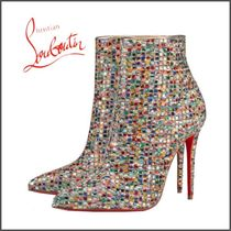 Christian Louboutin Pin Heels Party Style High Heel Boots