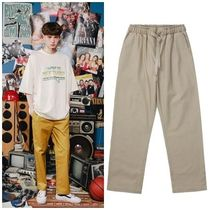 WV PROJECT Unisex Street Style Pants