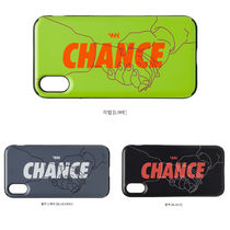 WV PROJECT Unisex Street Style Smart Phone Cases