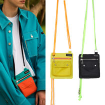 ANDERSSON BELL Street Style Plain Messenger & Shoulder Bags