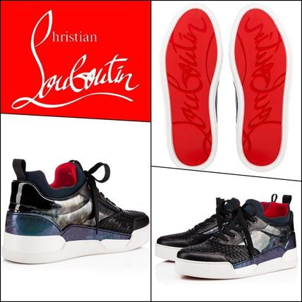 low priced 36689 3ac12 Christian Louboutin 2018-19AW Sneakers (3180365M039)