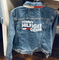 Tommy Hilfiger Denim Plain Medium Denim Jackets Jackets