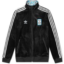 adidas Stripes Street Style Collaboration Track Jackets