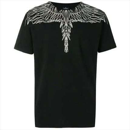 Marcelo Burlon Shirts Street Style Short Sleeves Shirts 2