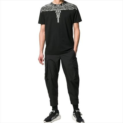 Marcelo Burlon Shirts Street Style Short Sleeves Shirts 4
