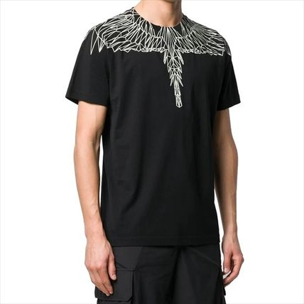 Marcelo Burlon Shirts Street Style Short Sleeves Shirts 5