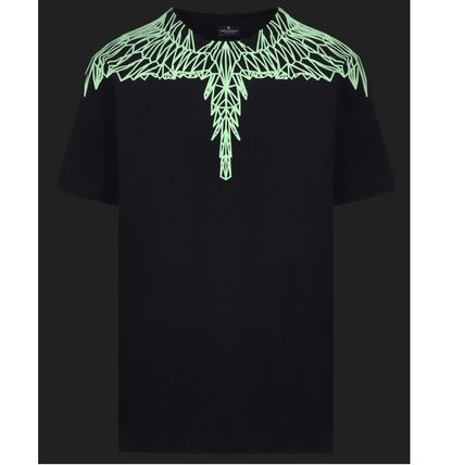 Marcelo Burlon Shirts Street Style Short Sleeves Shirts 3